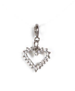 Rhinestone Heart