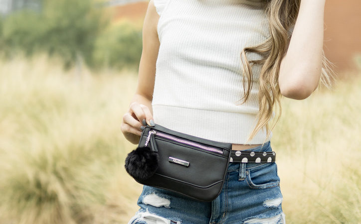 Guess what's back?  Fanny Packs!